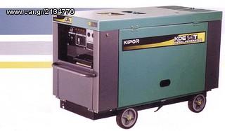 Honda  kipor 12 kw kainourgia '12 - 3.599 EUR (Συζητήσιμη)