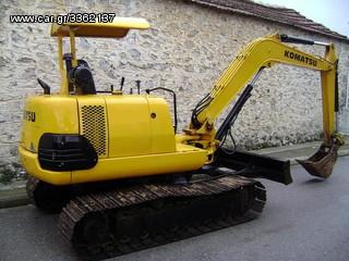 Komatsu pc 500