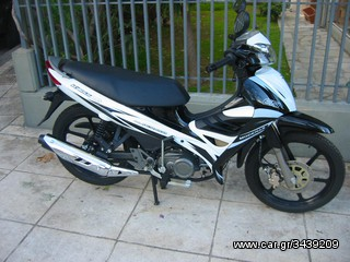 Modenas Kriss 125 INJECTION '16 - 1.995 EUR