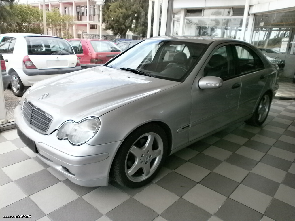 Mercedes benz c 200 sedan full extra 39 04 for Mercedes benz 950