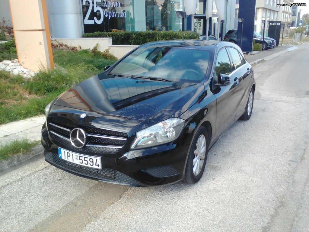 Mercedes benz a 180 style 39 15 eur for Mercedes benz 950