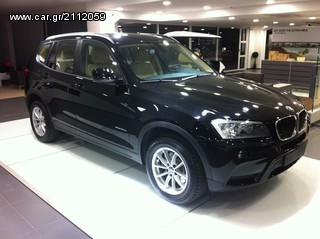 Bmw X3 NEW 4X4 184HP