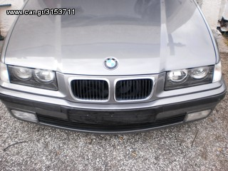Bmw 325 Ε36 325 ΜΟΤΕΡ 192 PS