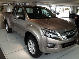 Isuzu D-Max NEW 2.5 163HP EXTE...