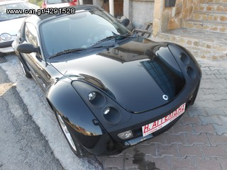 Smart Roadster 84HP PASSION AUTO-...
