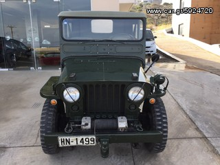 Jeep Willys M 38 1951