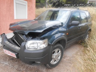 Ford Maverick XLT FULL OΡΟΦΗ 4X4...