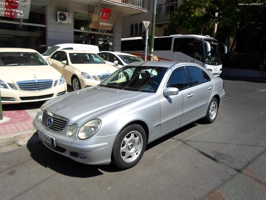 Mercedes benz e 220 cdi classic 39 2005 7000 0 eur for Mercedes benz 7000