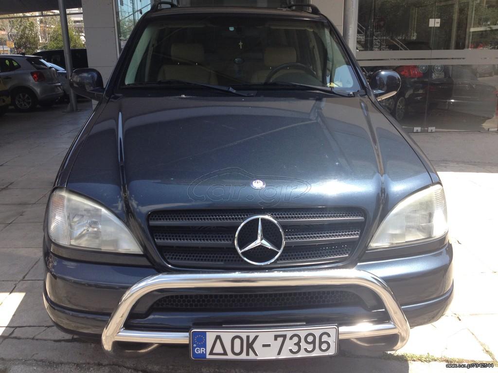 Mercedes benz ml 320 39 2000 7000 eur for Mercedes benz 7000