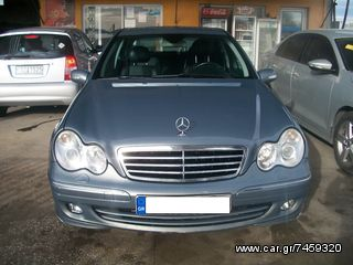 Mercedes-Benz C 180 AVANTGARDE KOMPRES...