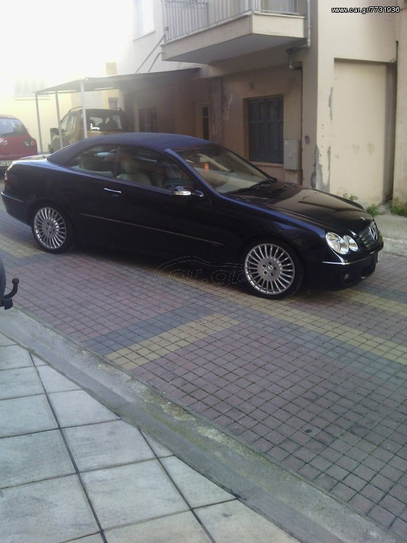 mercedes benz clk 200 kompressor cabrio 39 2005 10000 0 eur. Black Bedroom Furniture Sets. Home Design Ideas