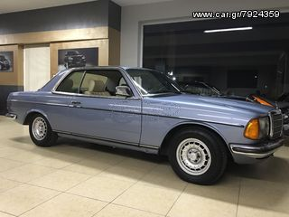Mercedes-Benz CE 230 AUTOMATIC W123 COUPE