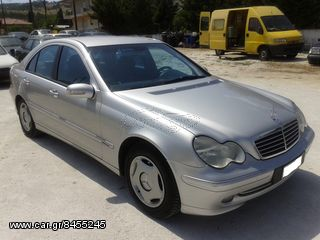 Mercedes-Benz C 200 AVANTGARDE KOMPRES...