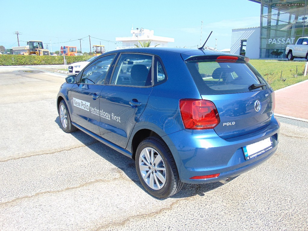 volkswagen polo 1 4 tdi 105 ps exclusive 39 2016 15400 0 eur. Black Bedroom Furniture Sets. Home Design Ideas