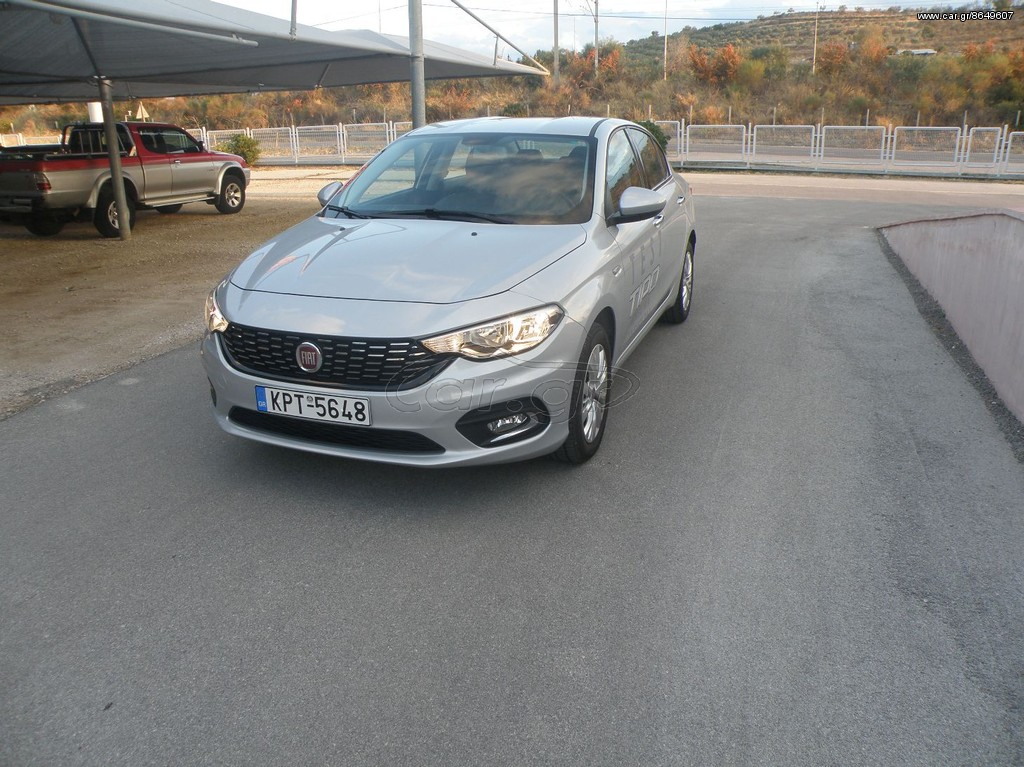 fiat tipo fiat tipo 1 3 diesel longe 39 2016 15300 0 eur. Black Bedroom Furniture Sets. Home Design Ideas