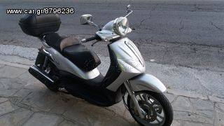 Piaggio Beverly 500 injection Δωρεάν Α...