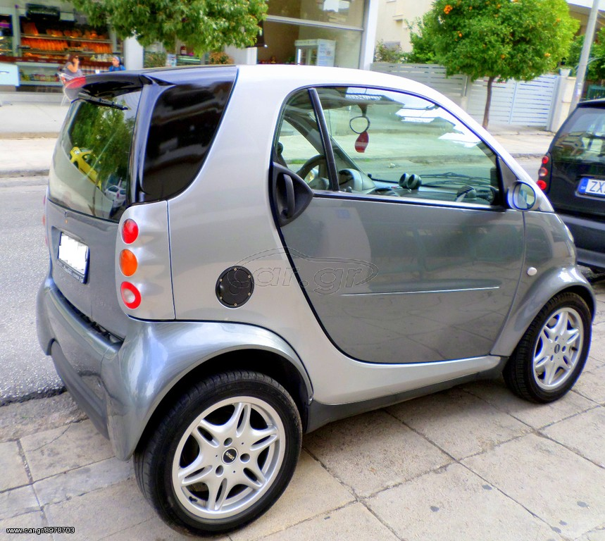 Smart ForTwo PASSION FULL EXTRA TURBO '2002