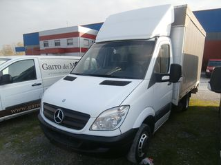 Mercedes-Benz  418-515-518 CDI SP...