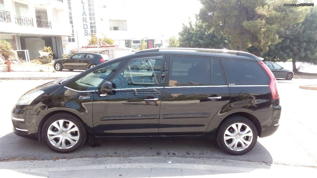 citroen c4 grand picasso exclusive 1 6 full extra 39 2011 12500 0 eur. Black Bedroom Furniture Sets. Home Design Ideas