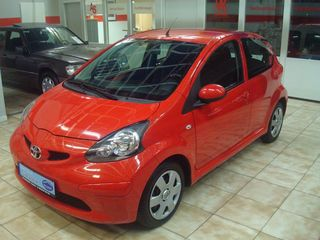 Toyota Aygo 1.0 5d Cool
