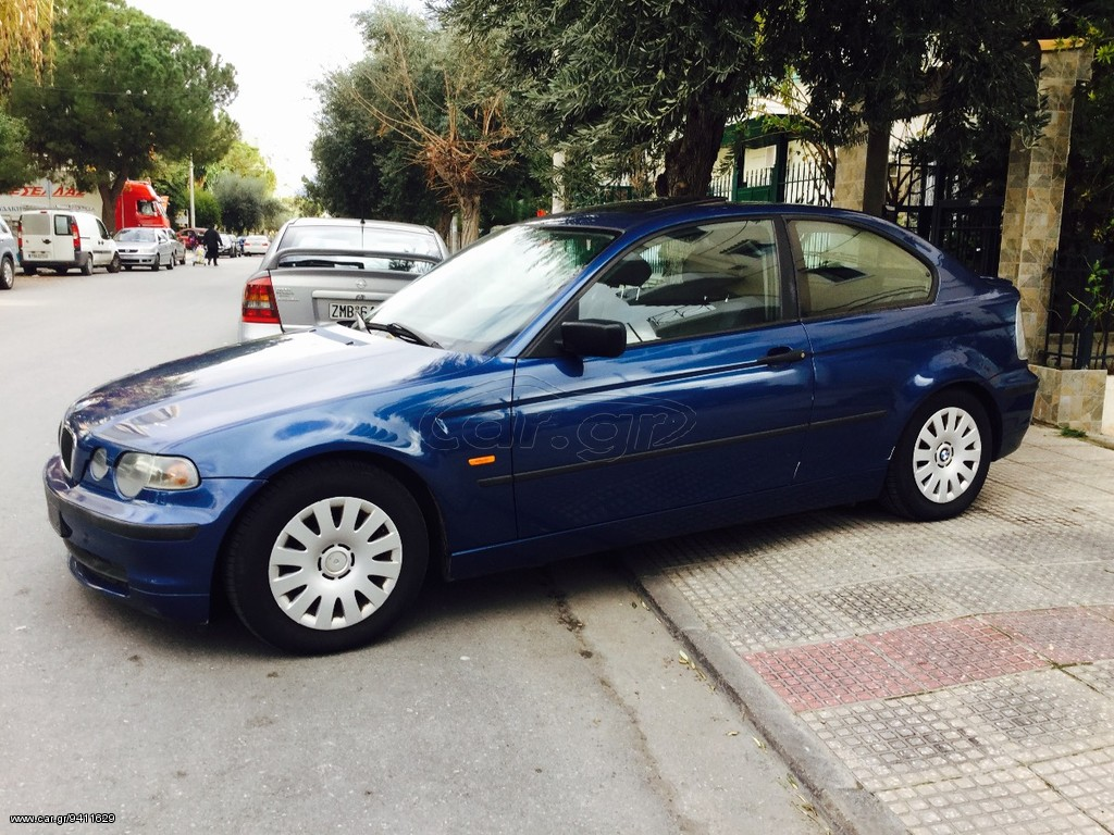 bmw 316 ti compact e46 valvetronic 39 2002 3650 0 eur. Black Bedroom Furniture Sets. Home Design Ideas