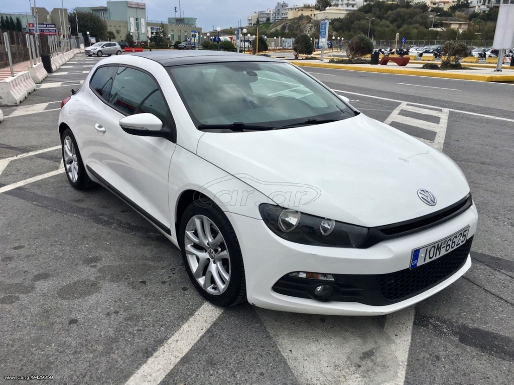 volkswagen scirocco tsi 160 hp sport pack 39 2009 11500 0 eur. Black Bedroom Furniture Sets. Home Design Ideas