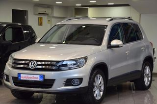 Volkswagen Tiguan AUTOMATIC - 4 MOTION