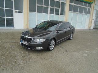 Skoda Superb 4X4 TURBO 160HP