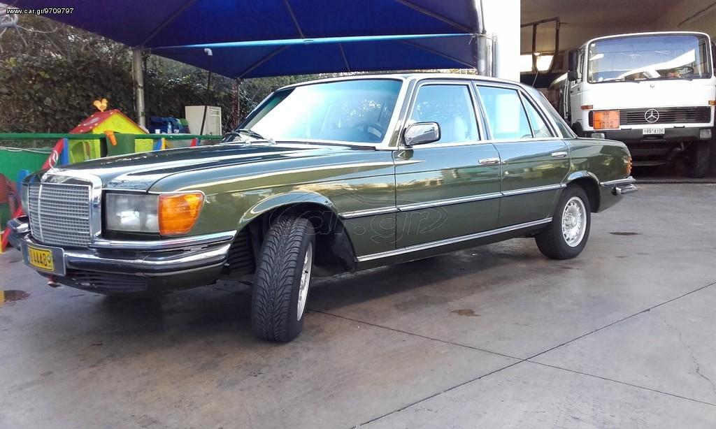 Mercedes benz 280 39 1979 15000 0 eur for Mercedes benz 15000
